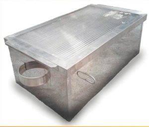 Для обработки воска 1 сорта часто используется солнечная воскотопка