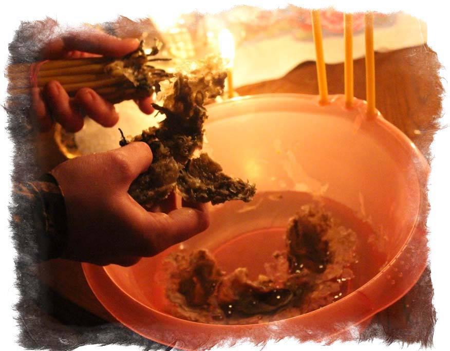 супруга чистка человека по фото вода со свечой слой почвы может