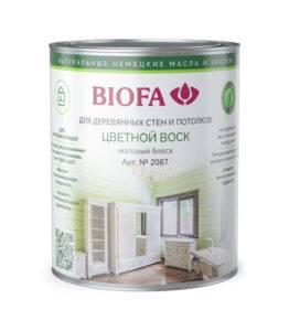 Масло воск Германия Biofa