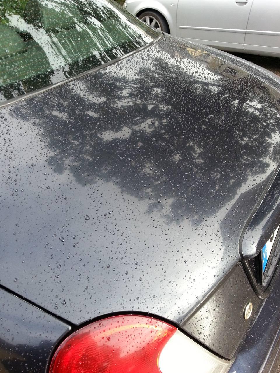 Тефлоновое покрытие на авто