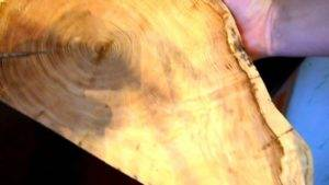 Воск дерево льняное масло