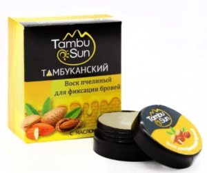 tambu sun воск для бровей