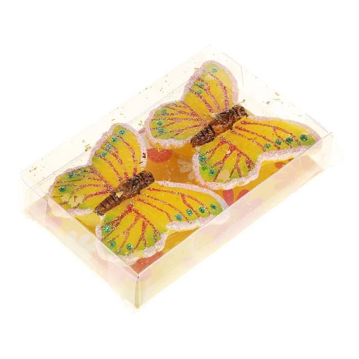 Бабочка воск