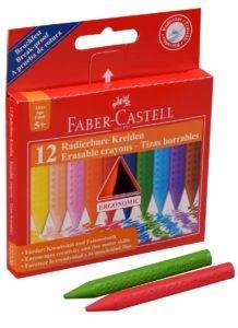 Faber Castell восковые мелки