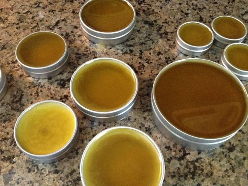 Оливковое масло воск прополис