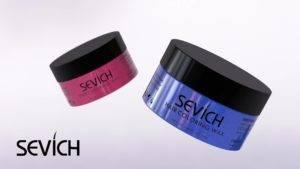 Цветной воск для волос Sevich