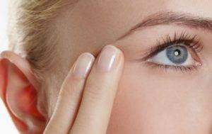 Воск от морщин вокруг глаз