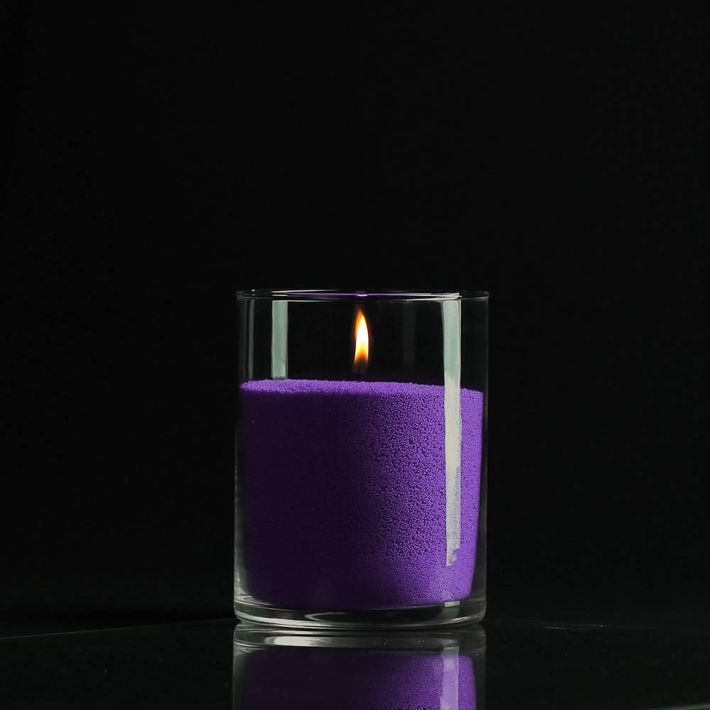 Фиолетовый воск