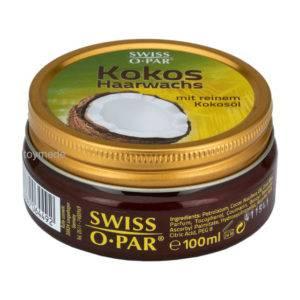 Воск для укладки волос Swiss-o-Par кокосовый 100 мл
