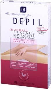 Восковые полоски для тела Easy Depil №20