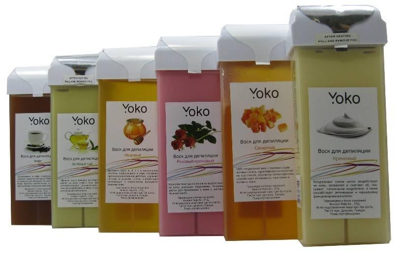 Воск Yoko
