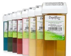 Воск для депиляции Depilflax