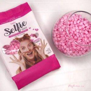 """Синтетический полимерный воск """"Selfie"""" для депиляции лица"""