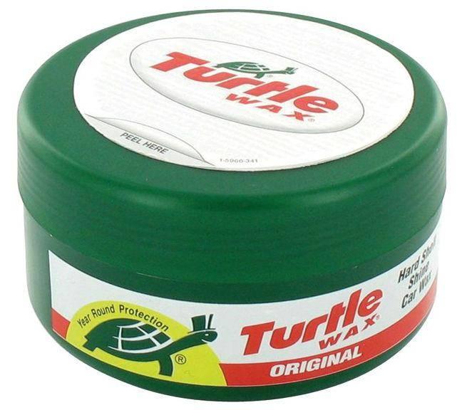 Классический восковойполироль- пастаTurtle Wax Original 250 грамм