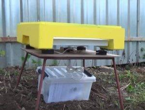 Весы для пасеки размер платформы 460 х 600 мм до 200 кг