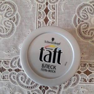 Гель-воскот Taft«Эластичный шелк»