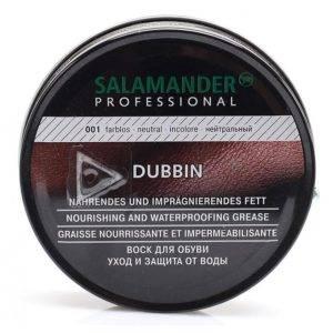 Воск для гладкой кожи dubbin