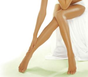 Депиляция голени