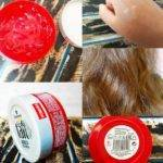 Укладка волос гель-воском