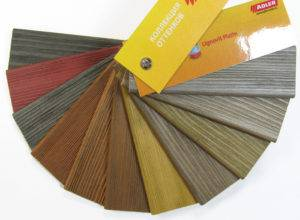 Восковая краска для дереваВосковая краска для дерева