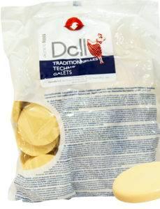 """Воск для депиляции горячий в таблетках """"Натуральный"""", 1 кг (Xanitalia) Италия"""