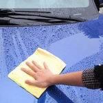 Протирают ли машину после воска
