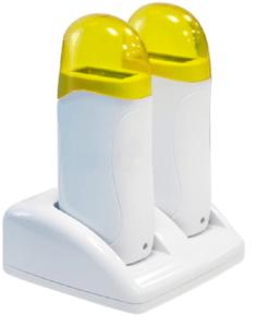 JESS NAIL 100733 двойной картриджный восконагреватель с базой