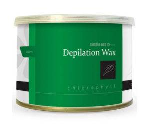 Wax Ester Green Chlorophyl Воск для депиляции зеленый (хлорофилл)