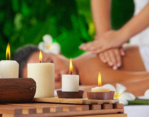 Свечи для массажа