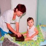 Парафин для ног ребенка в домашних условиях