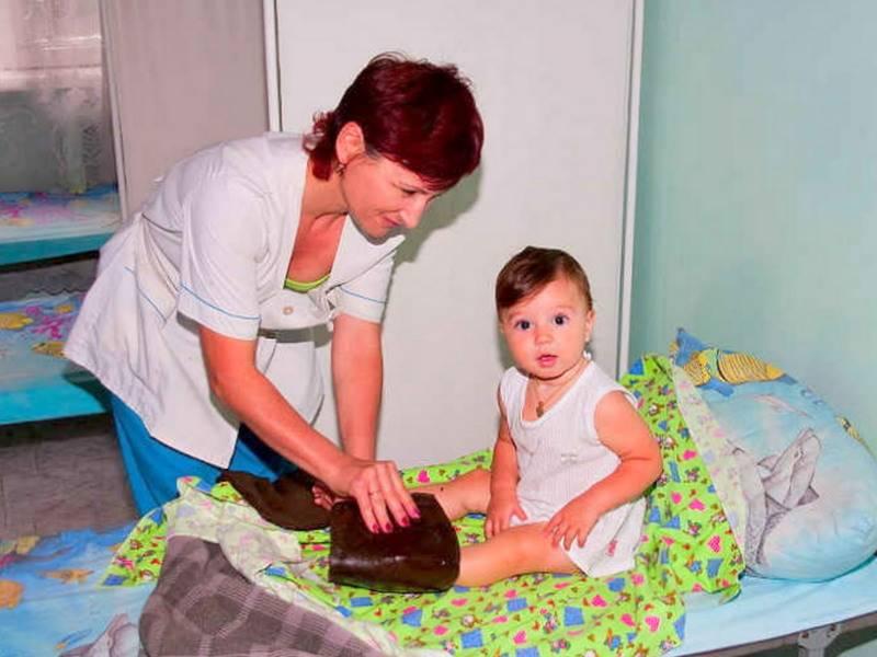 Парафин для ног ребенка в домашних условиях как делать