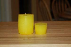 Из чего делают свечи