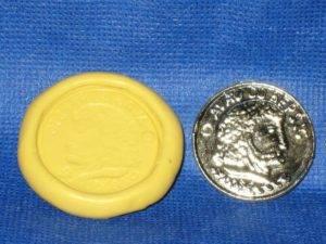 Воск монеты