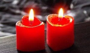 Заговор на красную свечу