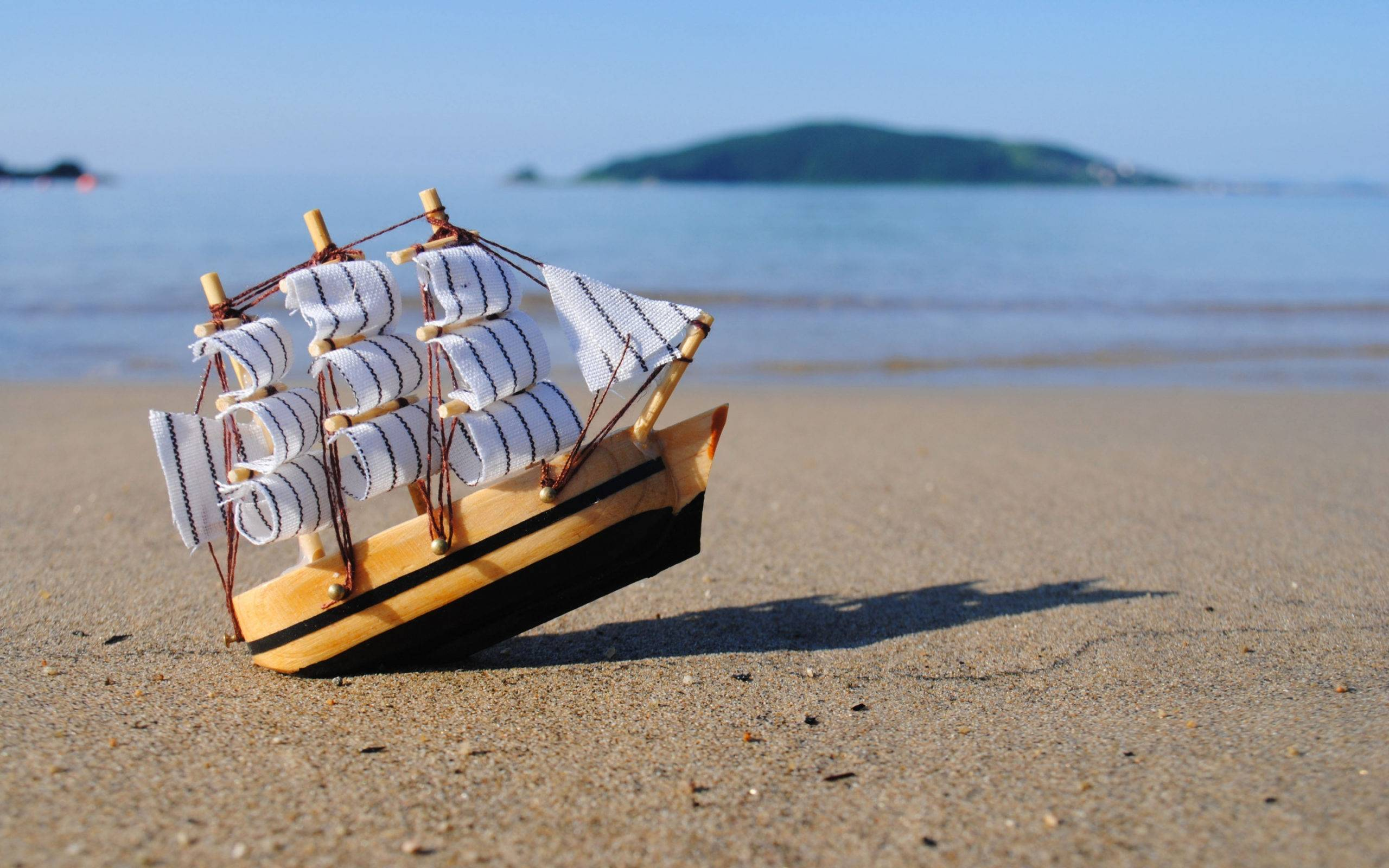 Корабль на воске