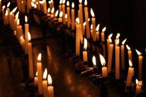 суррогат воска для свечей