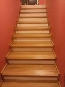 Воск для лестницы