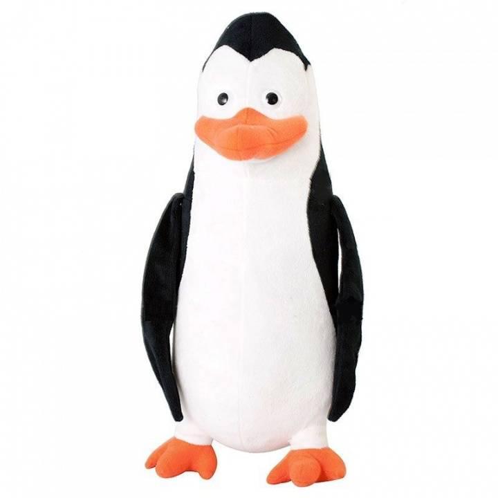 пингвин из воска