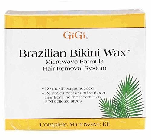 GiGi Brazilian Bikini Home Waxing Kit