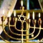 Свечи на Хануку