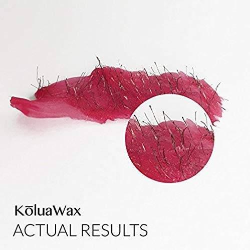 Kolua wax как пользоваться