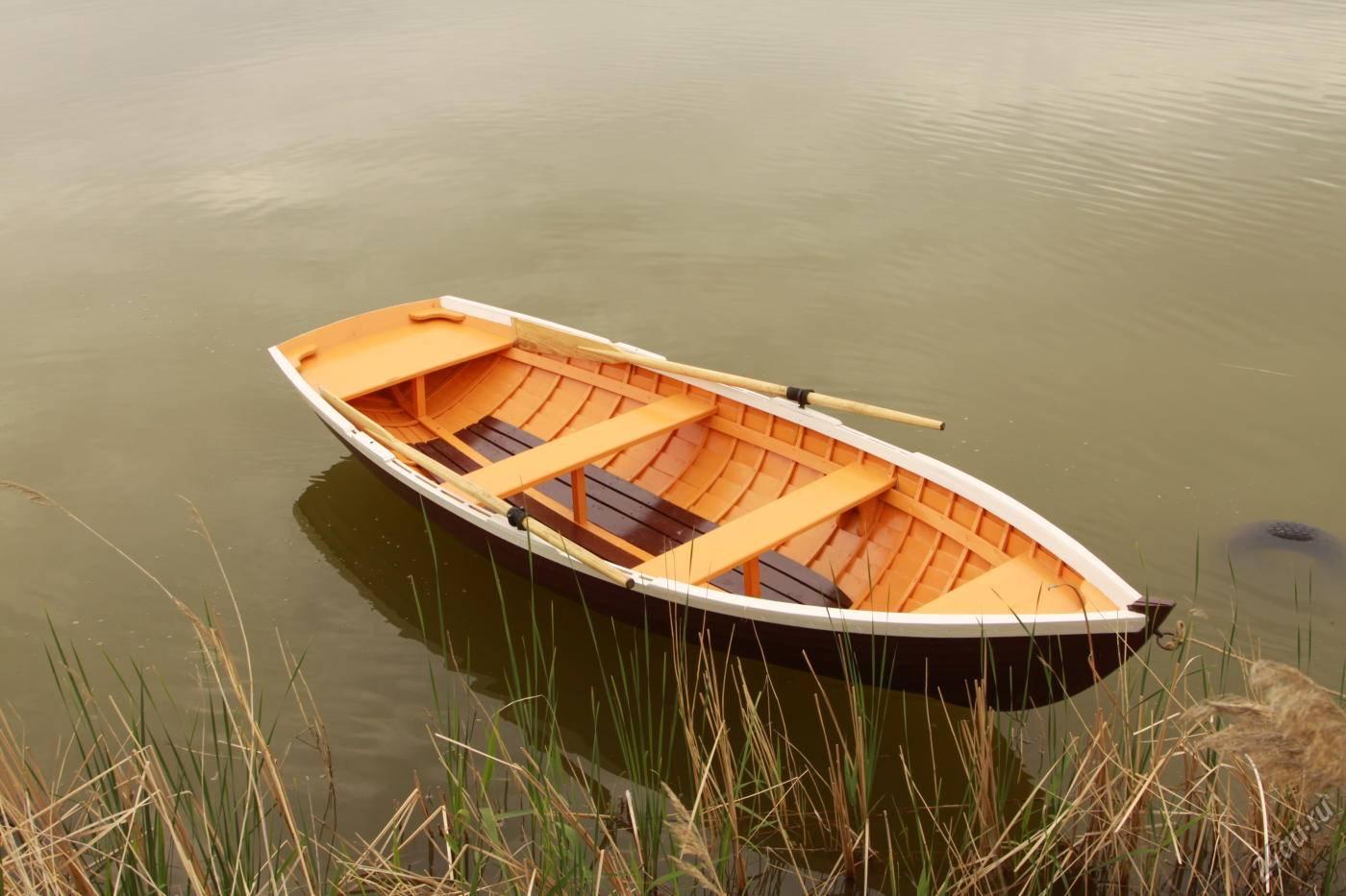 Лодка на воске
