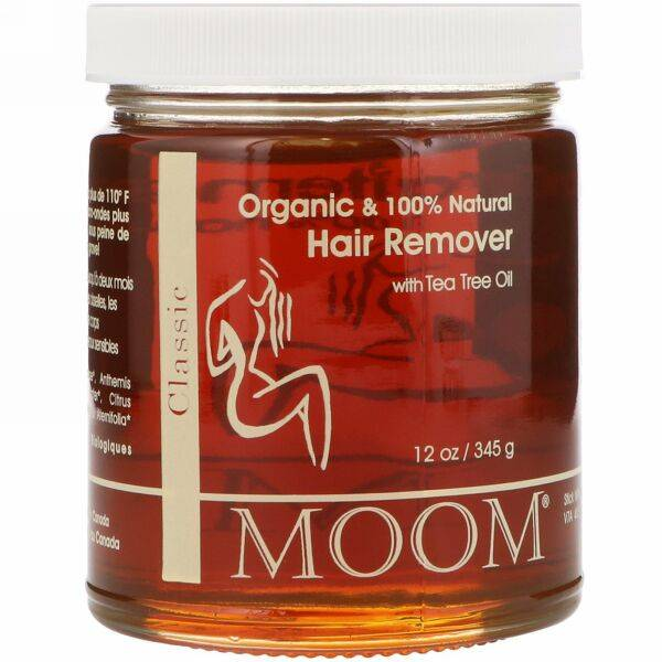 Moom средство для удаления волос