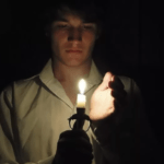 Техника безопасности со свечой