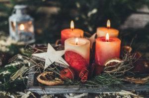 Традиция задувать свечи