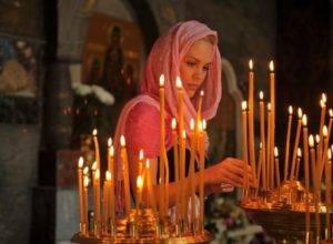 За здоровье свечу поставить