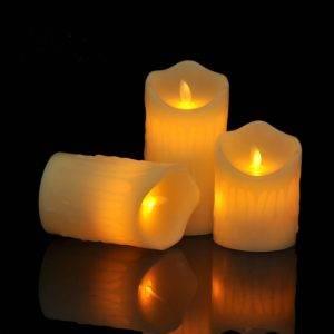 Упали свечи