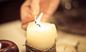 Свеча на здоровье