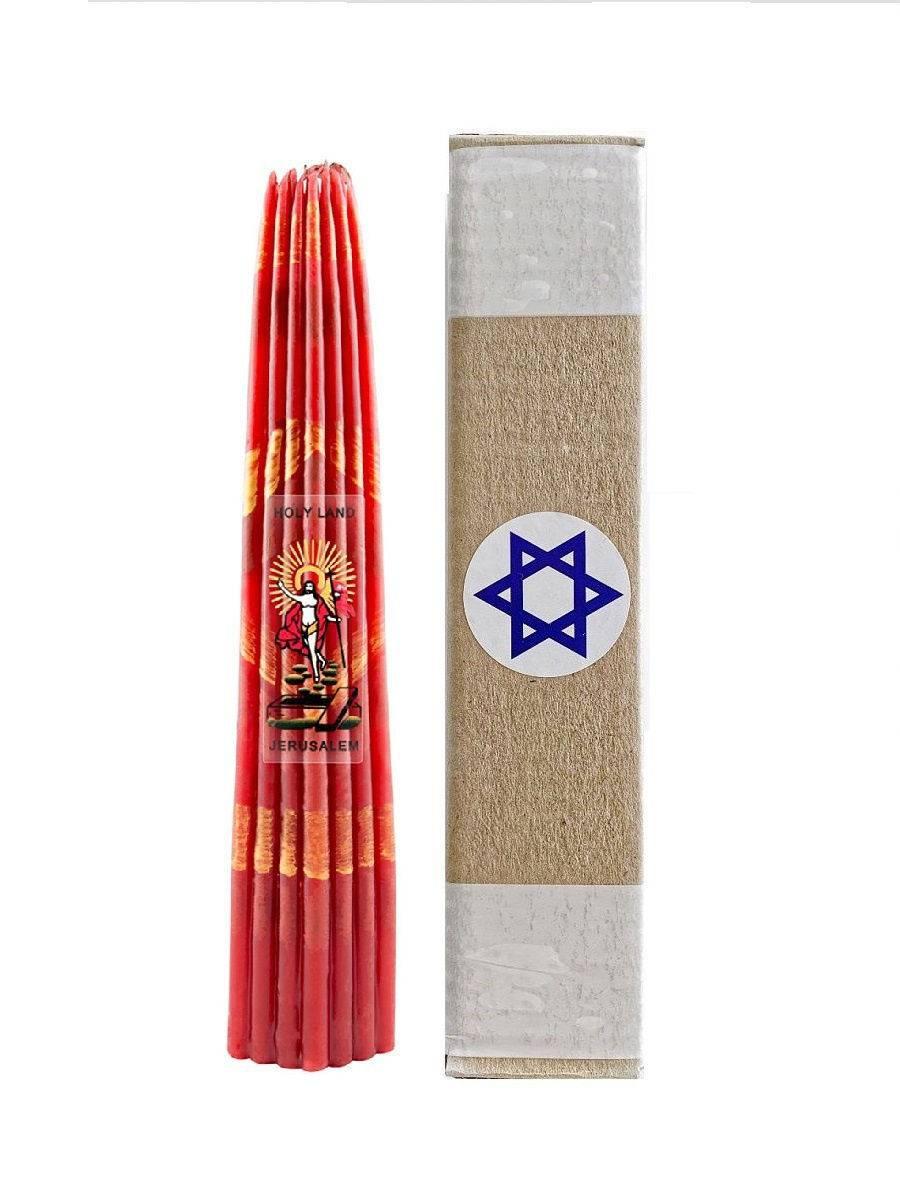 Иерусалимские свечи
