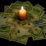 Свечи для привлечения денег